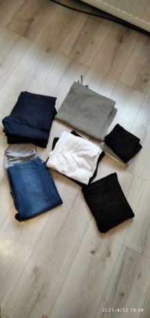 Ubrania ciążowe 38