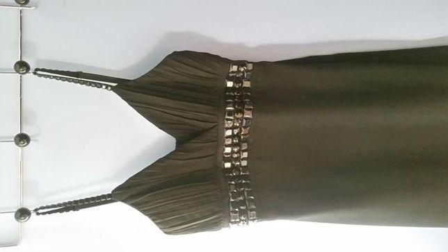 sukienka czarna r. 36