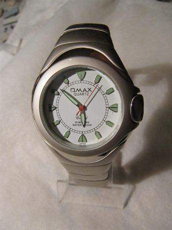 Часы Omax кварцевые, механизм Epson (Япония), WR-50m, новые