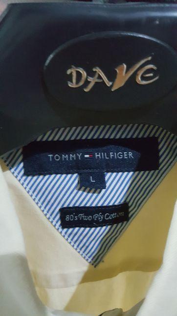Męska koszula TOMMY HILFIGER roz. L