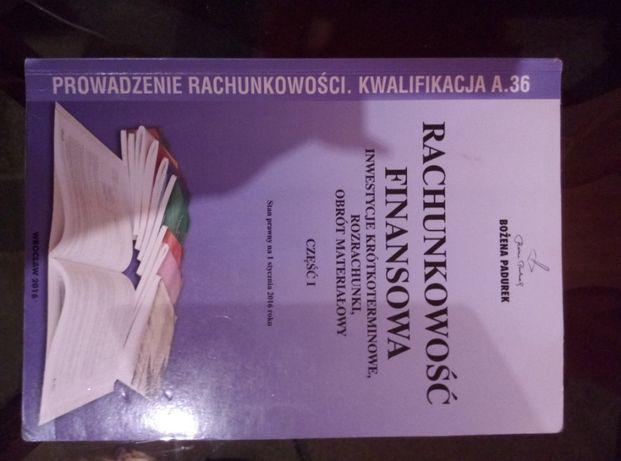 Podręcznik Rachunkowość Finansowa część I