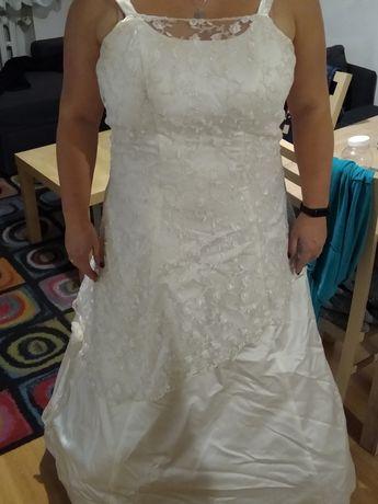 Suknia ślubna, sprzedam tanio