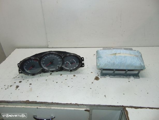 Hyundai coupê fx 2001 conta km´s e airbag