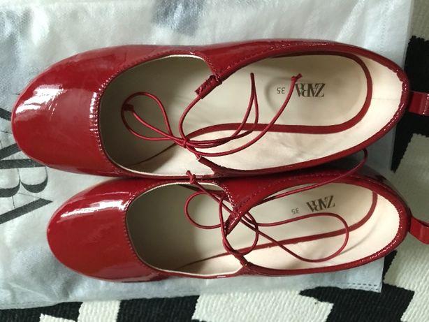 Zara 35 balerinki