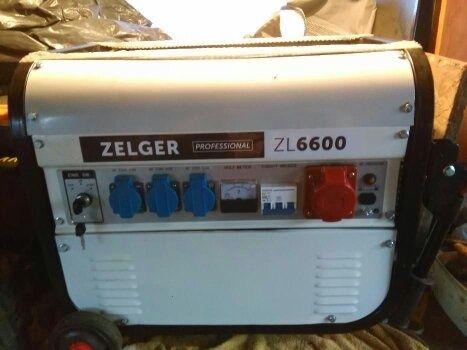 Agregat ZELGER ZL-6600