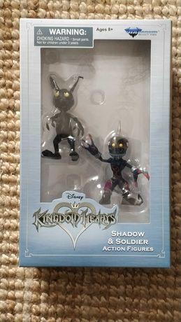 Figuras Disney Kingdom Hearts - Shadow and Soldier