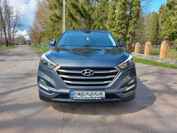 Hyundai Tucson Official 4WD 2018