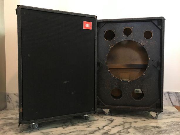 Caixas JBL SB 130K para restauro
