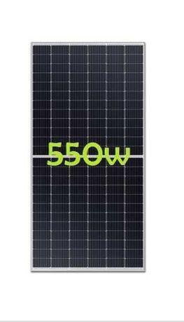 Painéis solares  550w Monocristalino (30 anos de garantia)