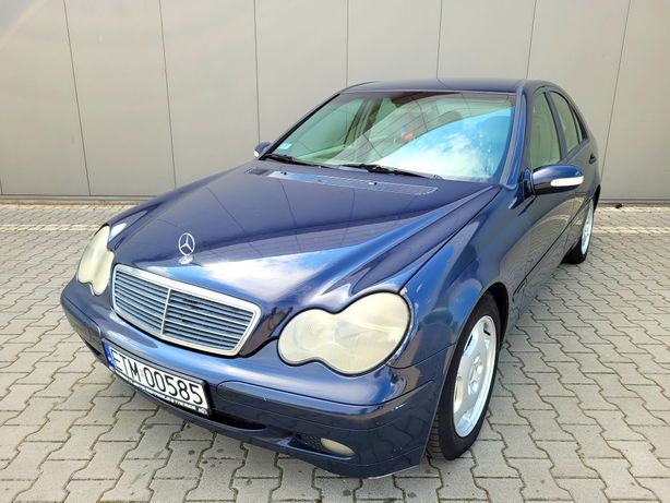Mercedes Benz C200 CDI ** Klima ** Skóra ** Elektryka ** Alufelgi **