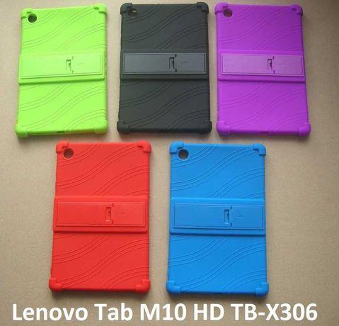 Противоударный силиконовый чехол Lenovo Tab M10 X505 HD X306X 2nd Gen