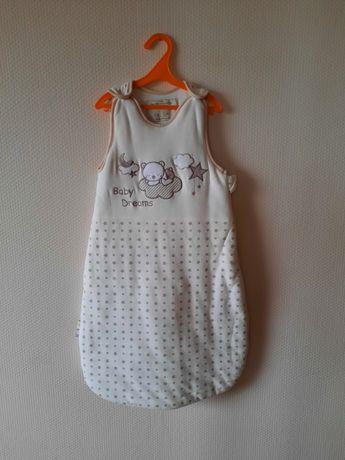 Спальный мешок -комбез для малыша