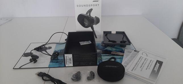 Sluchawki bose soundsport