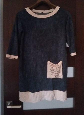 Sukienka- tunika xxl