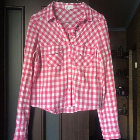 Укороченная рубашка резерв