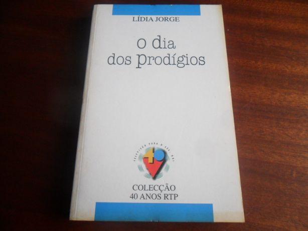 """""""O Dia dos Prodígios"""" de Lídia Jorge"""