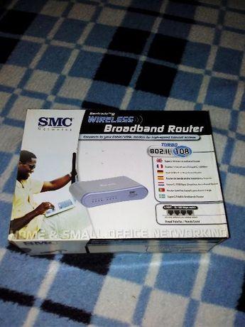 Wireless SMC Barricade 108Mps