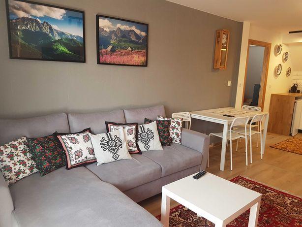 Apartament na Podhalu