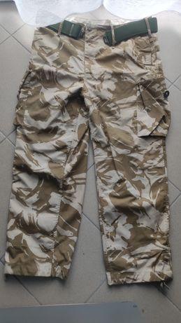 Spodnie w DPM duży rozmiat