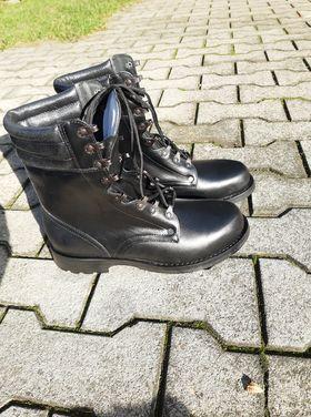 Buty wojskowe czarne