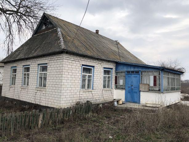 Продам будинок з землею