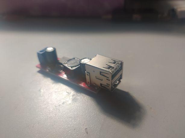 Понижающий модуль, преобразователь, стабилизатор напряжения 5V