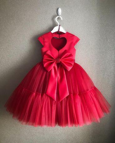 Детское нарядное платье на выпускной утренник годик,дитяче плаття