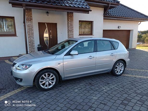 Mazda 3, 1.6 benzyna, LPG, 98 500 km, stan bdb