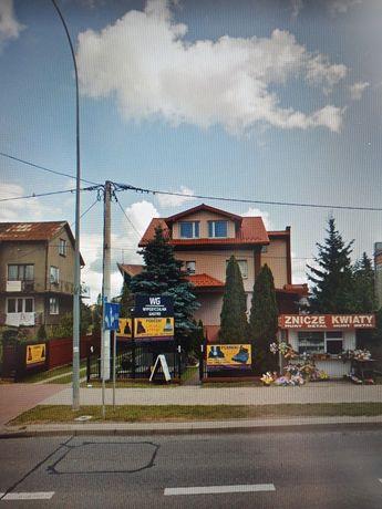 Wynajmę lokal od 30 do 60m2 ul. Wysockiego ogrzewanie parking
