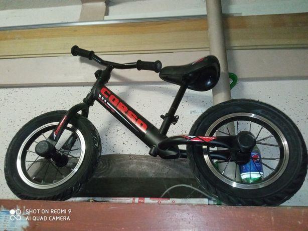 Детский велобег новый