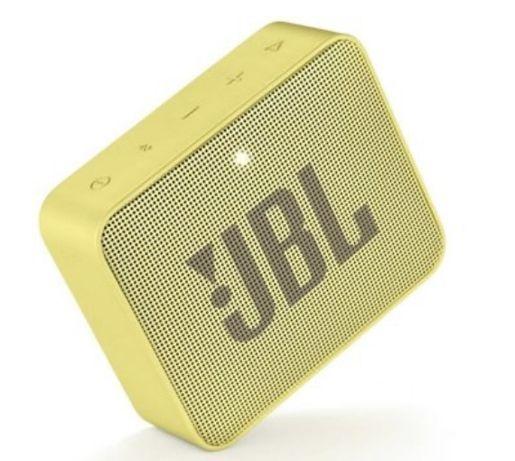 Jbl Go 2 (amarelo)