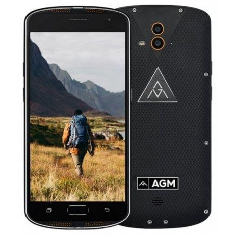 Премиум смартфон AGM X1 (4+64GB) - защищенный противоударный a8 a9 a10
