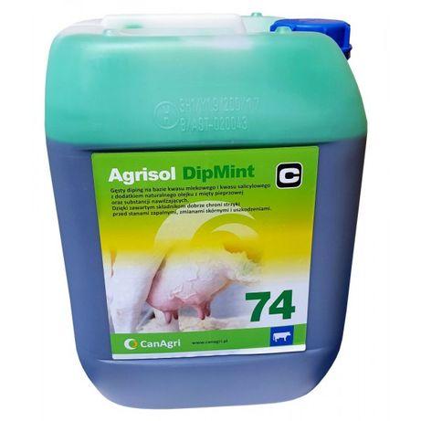 Agrisol DipMint 74 - preparat do dipingu, 10 kg
