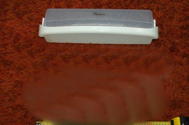 Lodówko-zamrazarka Whirpool ARZ-9490/HL-półeczka z drzwi