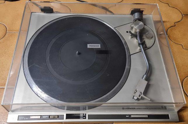 Gira Discos PIONEER PL-200