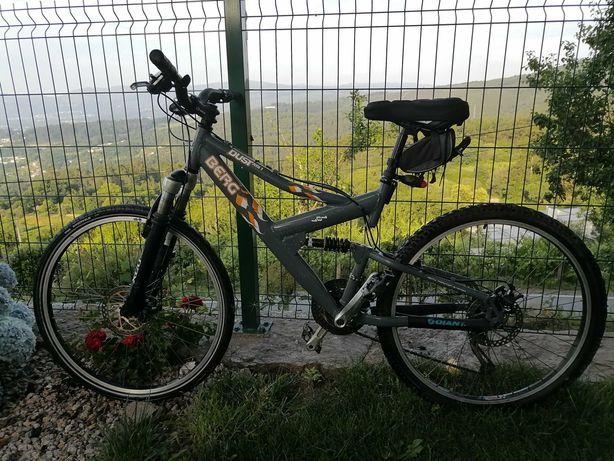 2 bicicletas roda 26
