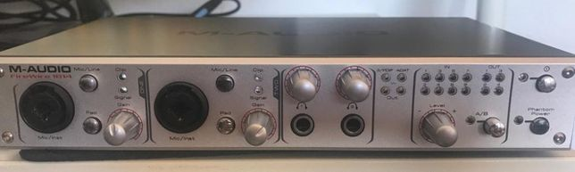 Interface M-audio 1814