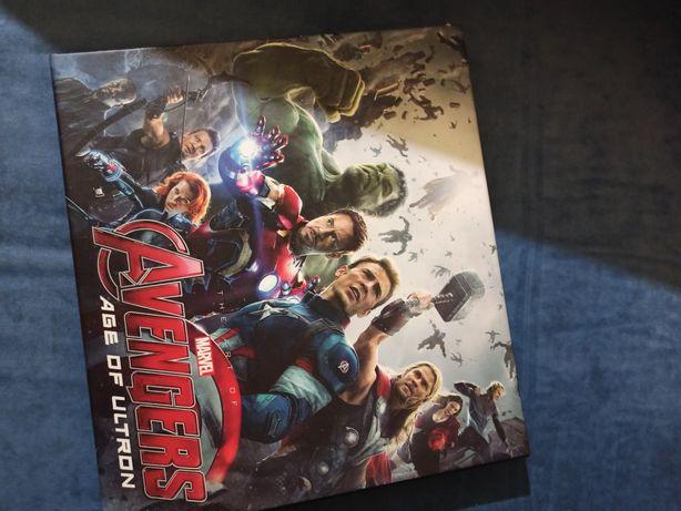 "Артбук Avengers ""Age of Ultron"""