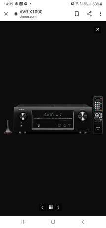 Amplituner Denon AVR - X1000