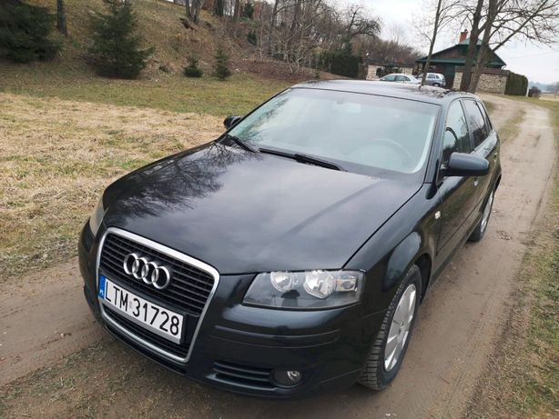 Sprzedam Audi A3 8P 1.9 TDI 2005r.