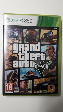 Gra Grand Theft Auto V Xbox 360