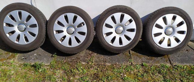Felgi Opony Letnie Uniroyal 205/55/16 2019r. Audi ET42 7J x 16H2