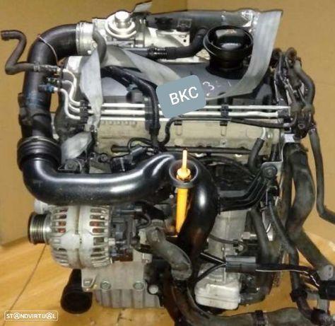 Motor Audi 3 Skoda Octavia Volkswagen GolfV Seat Leon Altea (105Cv) Ref. BKC