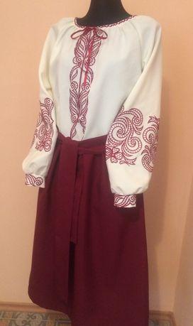 Вишите плаття (в наявності і на замовлення)