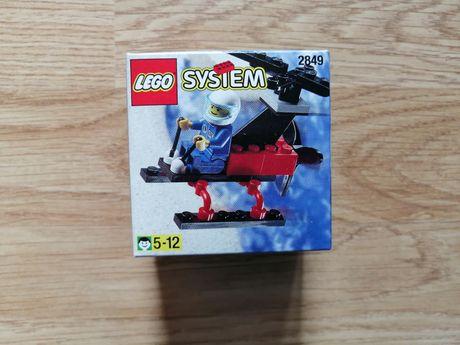 Lego Town 2849 Helikopter UNIKAT 1997r