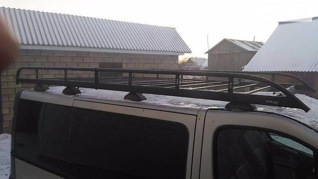Продам багажник Opel Vivaro, Reno Trafic