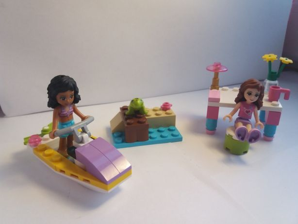 Lego Friends - Dwa zestawy