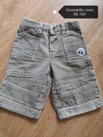Sprzedam spodnie dla chłopca 68-82