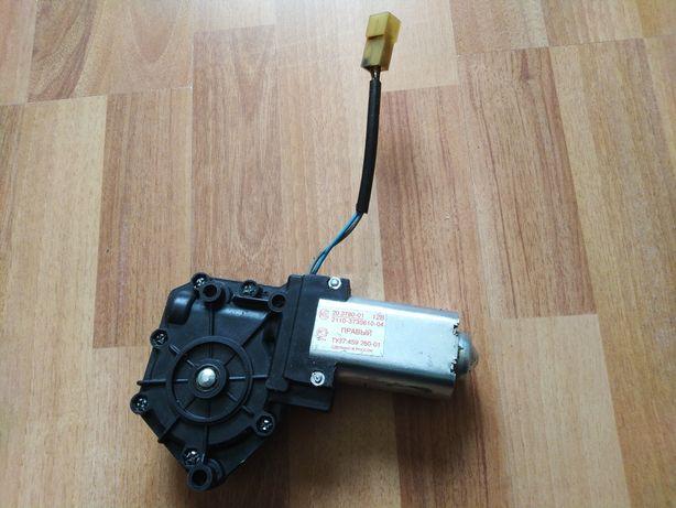 Мотор редуктор стеклоподъёмника ВАЗ 2110 Правый 2110-3730610-04 12В