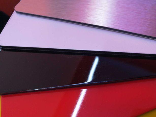 KOMPOZYT płyta kompozytowa elewacja kolory EMPLAST